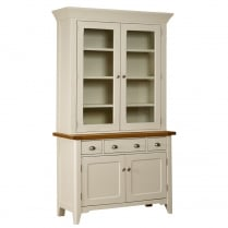 St Ives Small Sideboard & Glazed Hutch