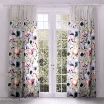 Artscene Ambra Lotus Pencil Pleat Curtain Panels