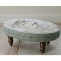 Enchanted Forest Footstool