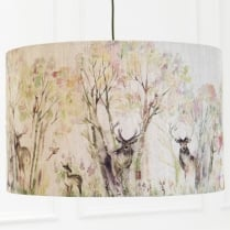 Enchanted Forest Lamp Shade
