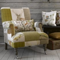 Voyage Maison Gregor Country Patchwork Chair