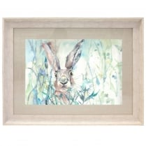 Jack Rabbit Grande Framed Artwork