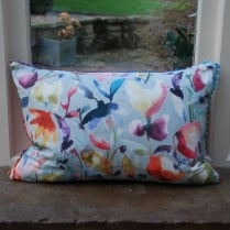 Jayin Pacific Linen Print Cushion