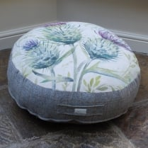 Medium Thistle Glen Floor Cushion