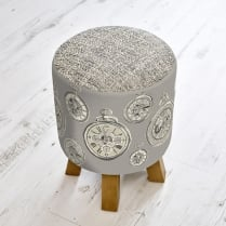 Monty Pocket Watch Stool