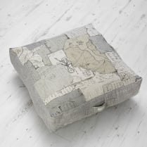 Square Explorer Medium Floor Cushion