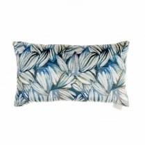 Topia Cobalt Velvet Cushion