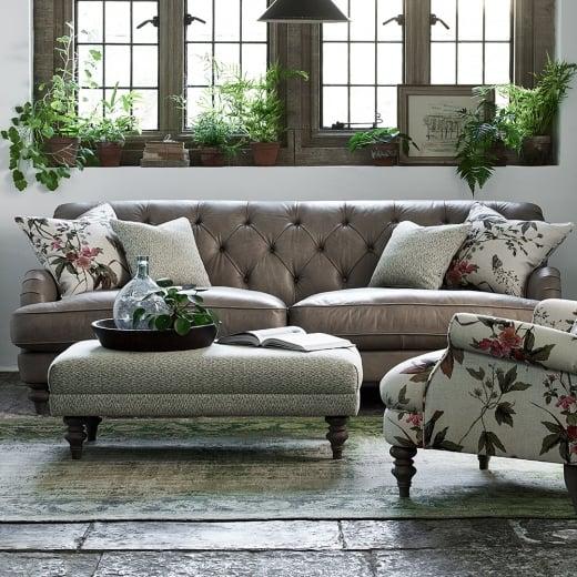 Ranch Leather Sofa Range