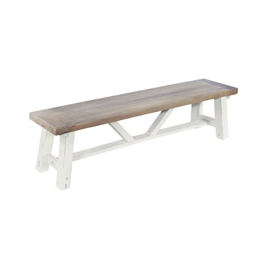 Ruan Chalk Dining Bench