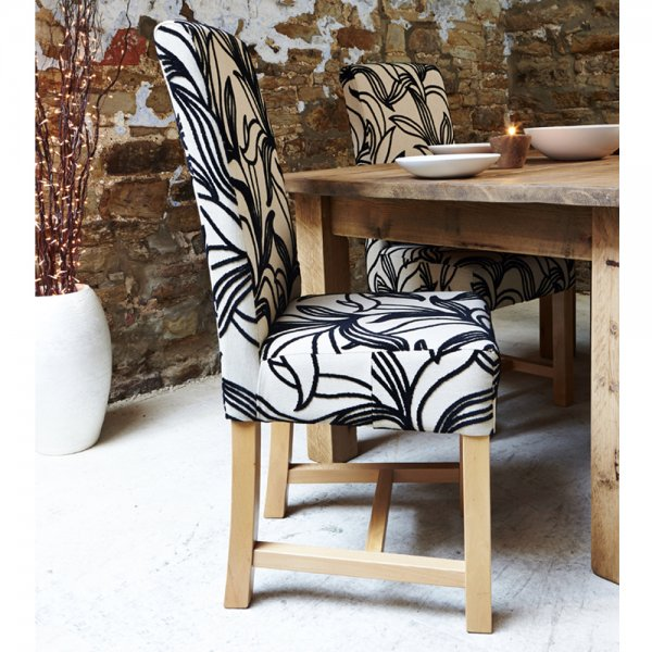 Buy Harlequin Fabric Dining Set Four Chair Set Dining  : set of 4 harlequin fabric dining chair p1562 27108image from www.curiosityinteriors.co.uk size 600 x 600 jpeg 89kB