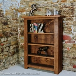 Sherwood Medium Plank Bookcase
