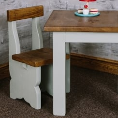Sherwood Plank Children's Chair