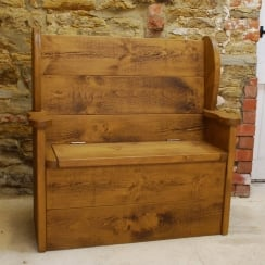 Sherwood Plank Monks Bench