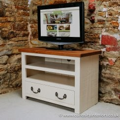 Sherwood Plank Painted TV Unit