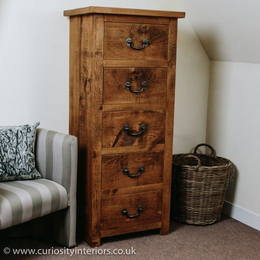 Sherwood Plank Wellington Chest