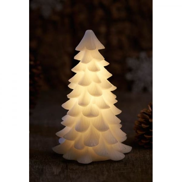 Led Christmas Tree Sirius Lights Wax Tree Curiosity