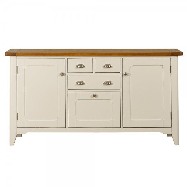 Buy St Ives Large Sideboard Painted Oak Dresser Dining