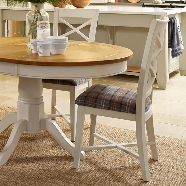 St Ives Round Dining Table U0026 Chairs Package