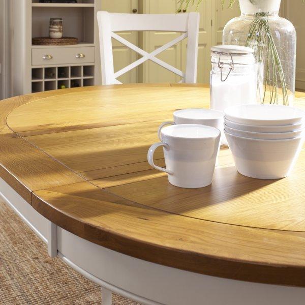 Oak Dining Table Oak Extending Dining Table Curiosity Interiors