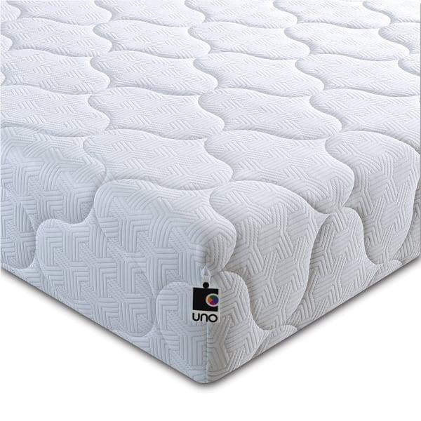 Uno Pocket 1000 High Density Foam Mattress Curiosity Interiors