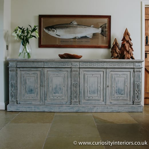 Valencia Distressed Sideboard