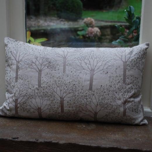 Buy arionne marble linen cushion voayge maison couture for Au maison cushions uk