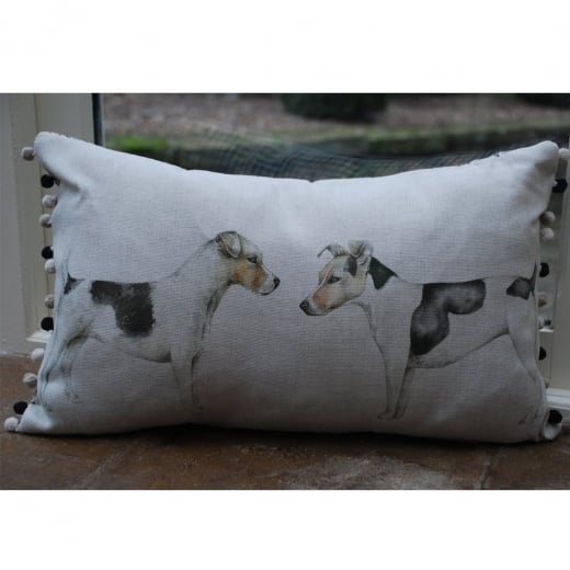 Voyage Maison Eddie and Teddy Cushion
