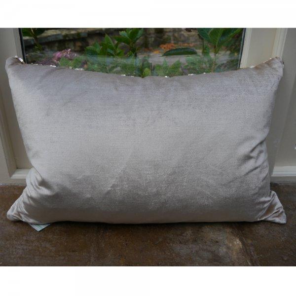 Voyage maison elixir galaxy cushion cushion soft for Au maison cushions uk