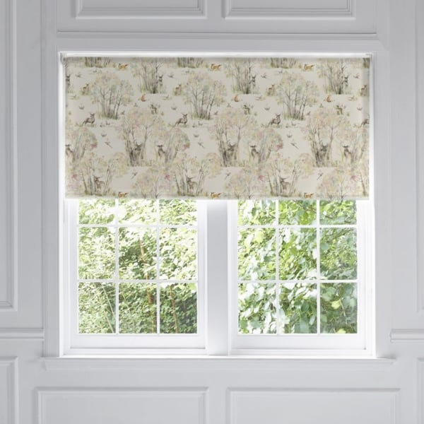 Voyage Maison Enchanted Forest Soft Roll Blind Curiosity