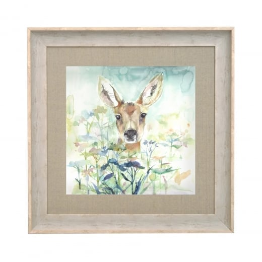 Voyage Maison Fawn Square Framed Artwork