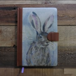 Harriet Hare Notebook