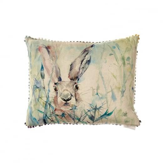 Voyage Maison Jack Rabbit Linen Cushion From Curiosity