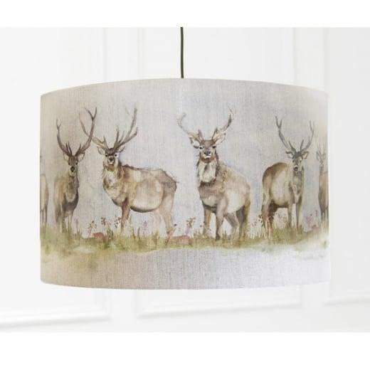 Buy Voyage Maison Moorland Stag Pendant Lamp Shade