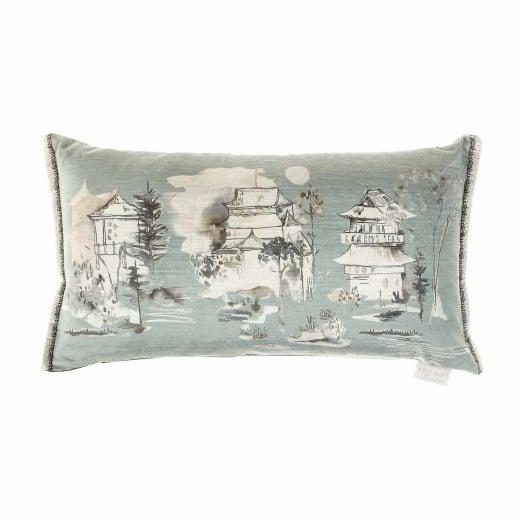 Nippon velvet cushion voyage maison cushion curiosity for Au maison cushions uk
