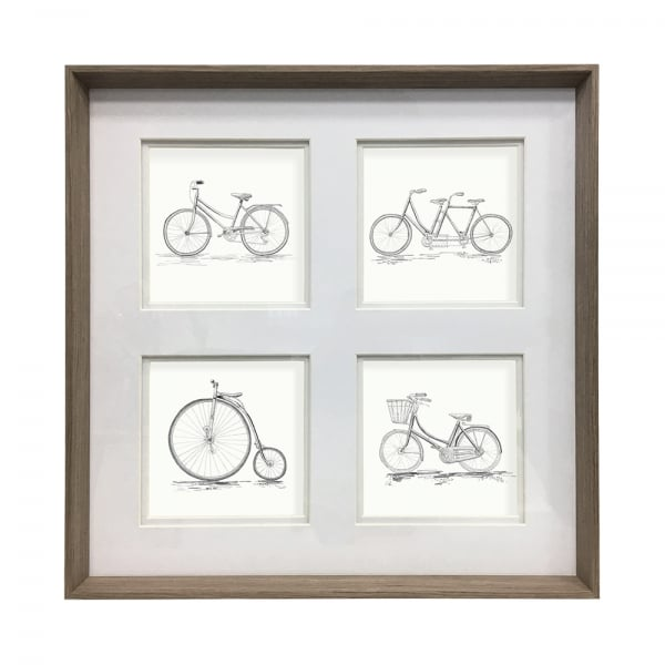 Penny Farthing Framed Artwork ...  sc 1 st  Curiosity Interiors & Natural History Collection Voyage Maison Wall Art u0026 Photo Frames
