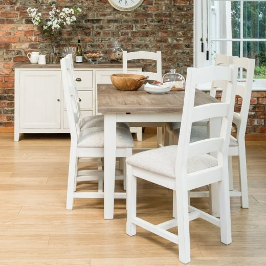 Watson Extending Dining Table - Available In 3 Sizes