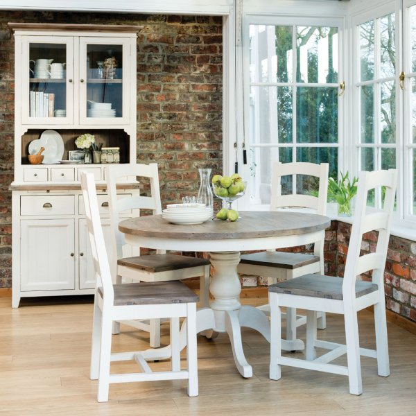 Buy Reclaimed Rustic Dining Table