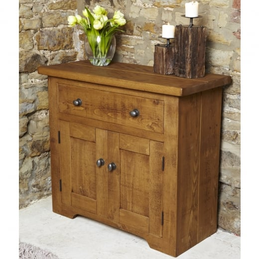 Wingfield Plank Compact Sideboard