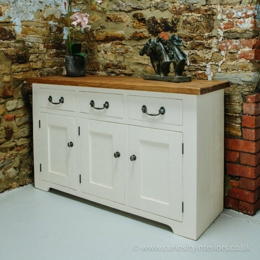 Wingfield Plank Painted Sideboard