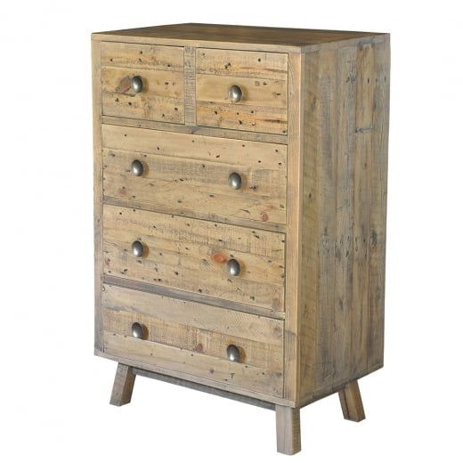 Woodland 2 Over 3 Chest of Drawers