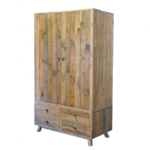Woodland Double Wardrobe